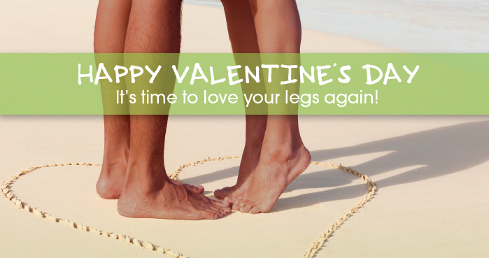 Happy Valentine's Day From Waterford Vein Institute of Hawaii