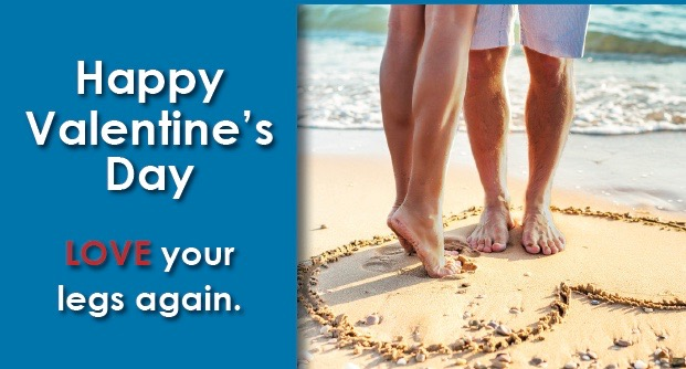 Happy Valentine's Day — Waterford Vein Institute of Hawaii